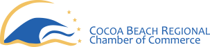 Logo Cocoa Beach FL Chamber of Commerce