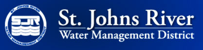 Logo St. Johns River Water Mgt District